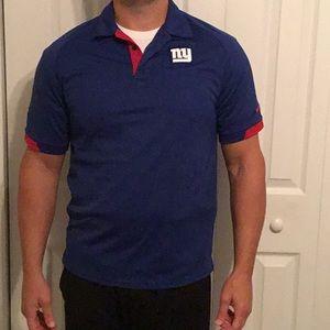 NY Giants Dri Fit Hoodie